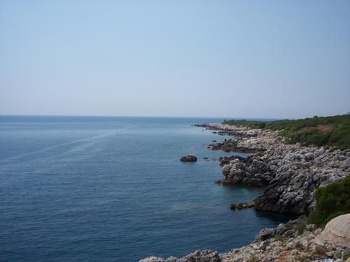 Йонийско море в Албания