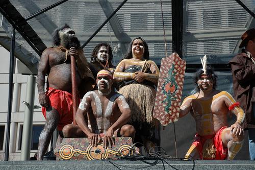 Aборигени на Aвстралия