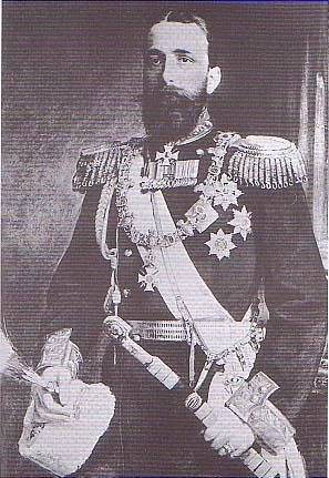 Княз Александър I Български (Батенберг)